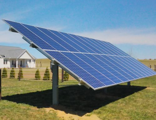 Large Off-Grid Commercial Solution, 13.6kW – Middlebury, IN