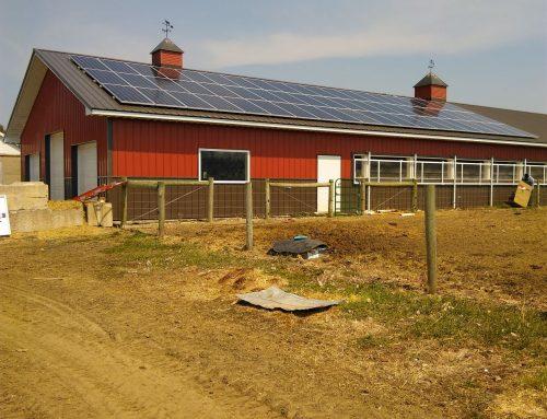 Agriculture Grid Tie, 20kW – Vandiala, MI
