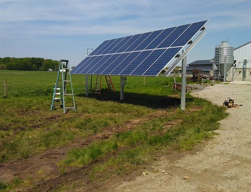 Off Grid, Agriculture, 13.2kW Solar – Topeka, IN
