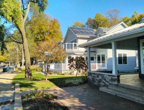 Residential Solution, Grid Tie, 7.6kW – Lake Wawasee, Syracuse, IN