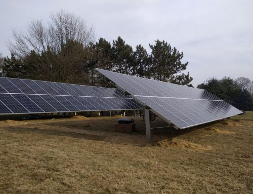 Residential Grid Tie Solution, 25kW – Berrien Springs, MI