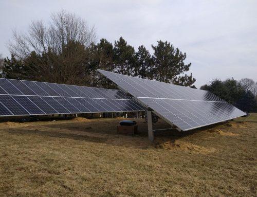Residential Grid Tie Solution, 25kW – Berrien Springs, MI